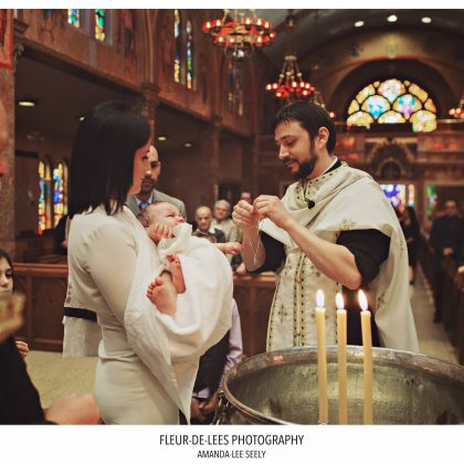 Lucas's Greek Baptism. Westbury Manor. Westbury, NY. Long Island Wedding Photographer .