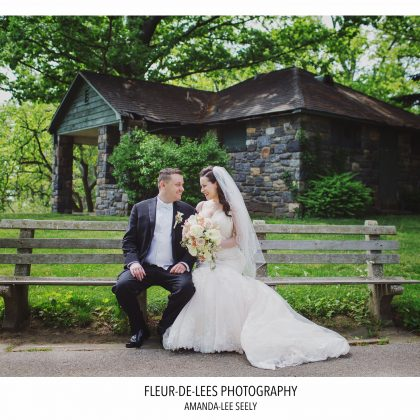 Melissa and Alex Wed. The Metropolitan. Long Island Wedding Photographer.