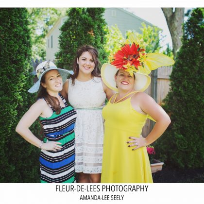 Sam's Tea Party Shower. Long Island Wedding Photographer