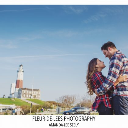 Dayna & Mack. Engaged. Montauk, NY. Long Island Wedding Photographer.