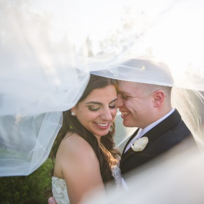 Jillian and Matt. Married. Russo's on the Bay. Howard Beach, NY. Long Island Wedding Photographer