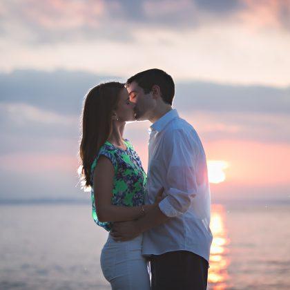 Stephanie and Nick. Engaged. Oyster Bay Cove, NY. Long Island Wedding Photographer.