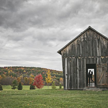 Karly and Dan's Historic Barns of Nipmoose Engagement Session. Buskirk, NY. Long Island Wedding Photographer.