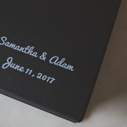 Wedding Album. Samantha and Adam. Milleridge Inn Cottage. Long Island Wedding Photographer