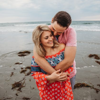 Cait and Joe. Engaged. Newport, Rhode Island, NY. Long Island Wedding Photographer