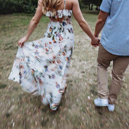 Angela and Louis. Engagement Session. Avalon Park. Stony Brook, NY. Long Island Wedding Photographer