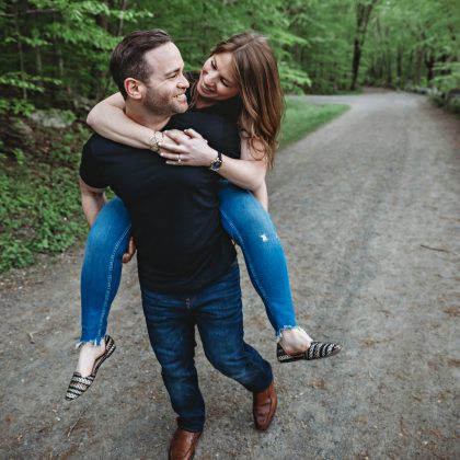 Lauren and Jon's Engagement Session. Rockefeller State Park. Mt. Pleasant, NY. Long Island Wedding Photographer