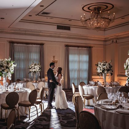 Alyssa and David. Married. Hilton Pearl River. Pearl River, NY. Rockland Wedding Photographer.