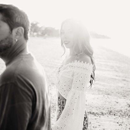 Andrea and Phil. Engaged. Bayville,NY. Long Island Wedding Photographer.