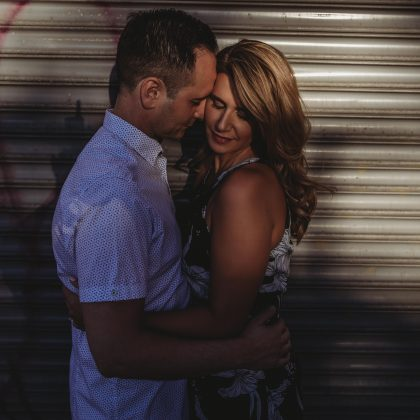 Christina and Marcos. Engaged. Dumbo, Brooklyn, NY. Long IslandWedding Photographer.