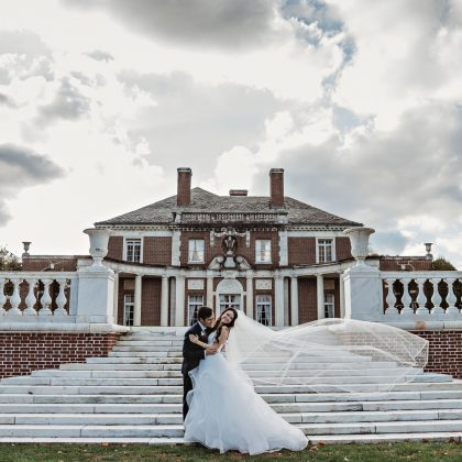Celebrating Love with Jackie and Dom At De Seversky Mansion. Old Westbury,NY. Long Island Wedding Photographer